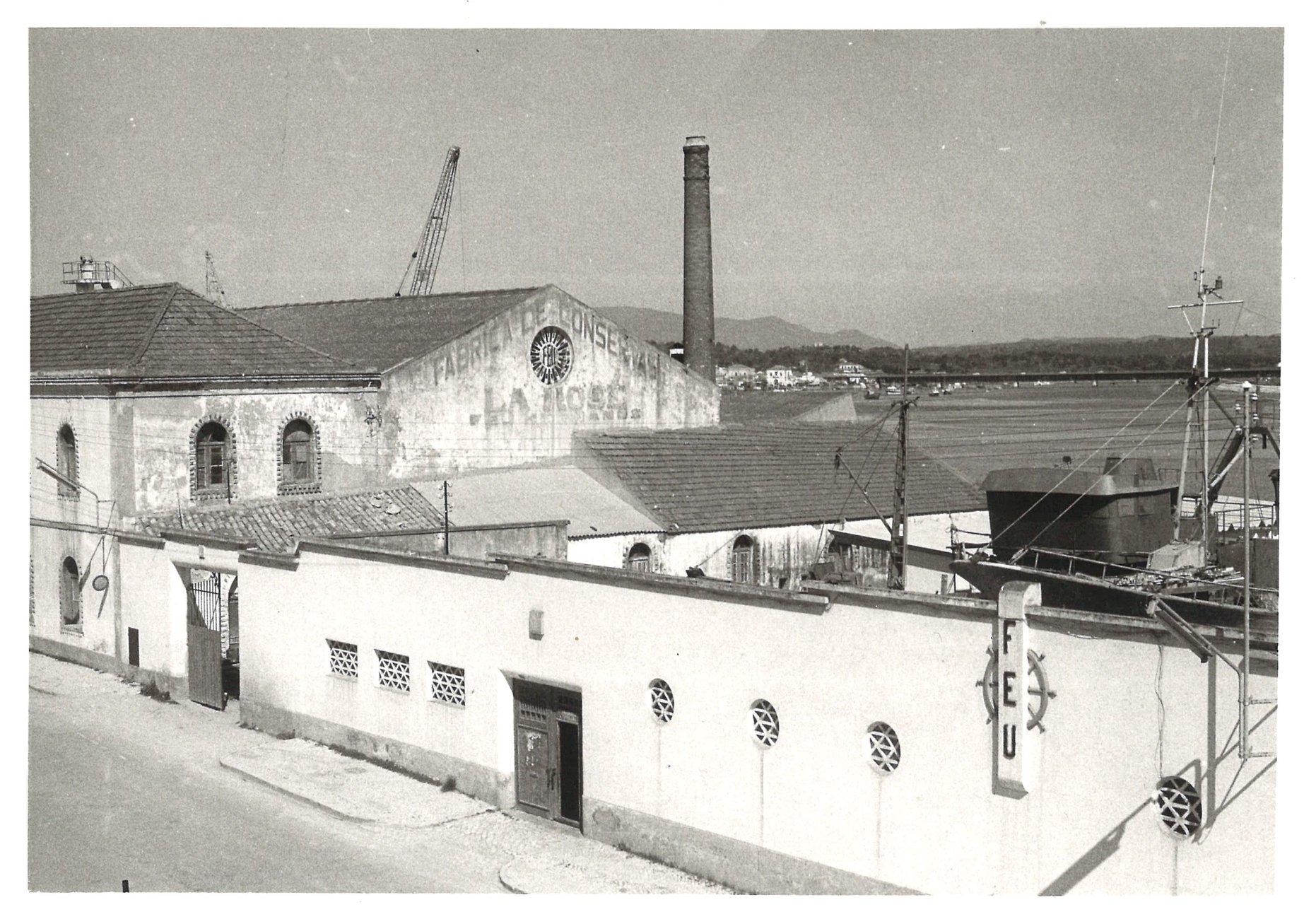 Fábrica de conservas